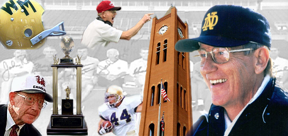Lou Holtz Hall of Fame